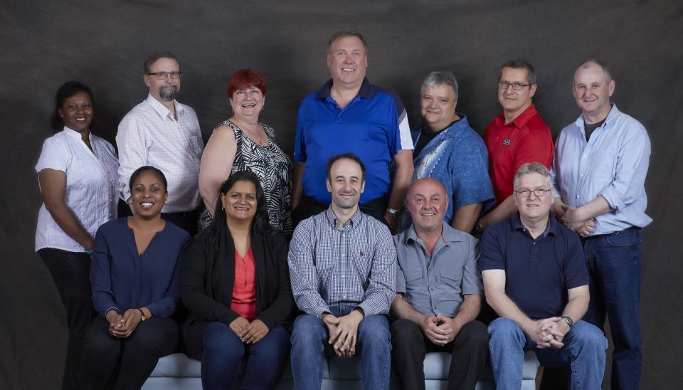 TC bargaining team