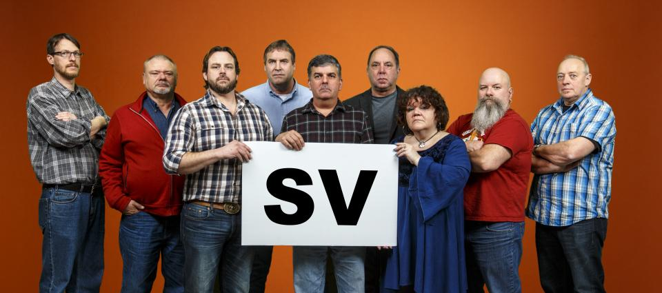Picture of the SV Bargaining Group